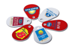 Eurada Print is now offering RFID Key FOBS for the Hotel Door Locks