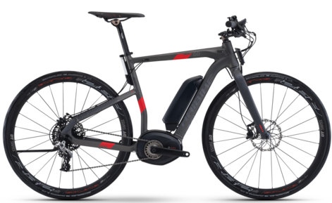 Haibike XDURO cross 4.0 Electric Bike