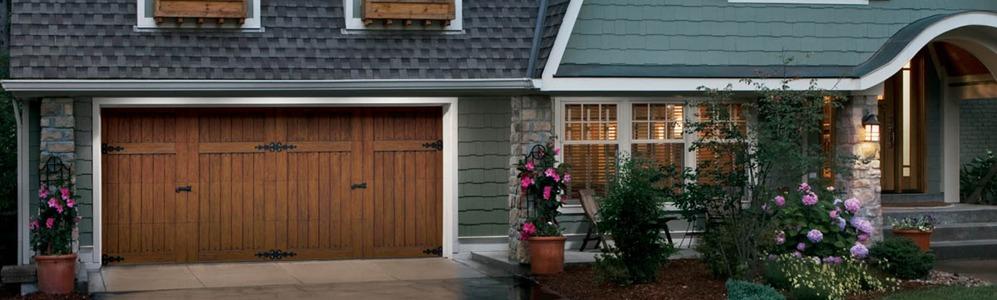 Faux Wood Garage Doors faux wood garage doors des moines - wood look garage doors
