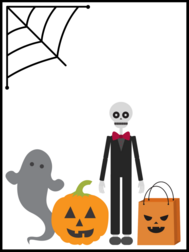 Downtown Trick or Treat icon
