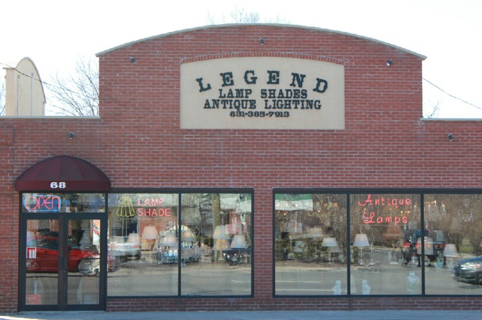 We have a conveniently located retail store which has the biggest selections of antiques lamps and custom made stock shades in new york