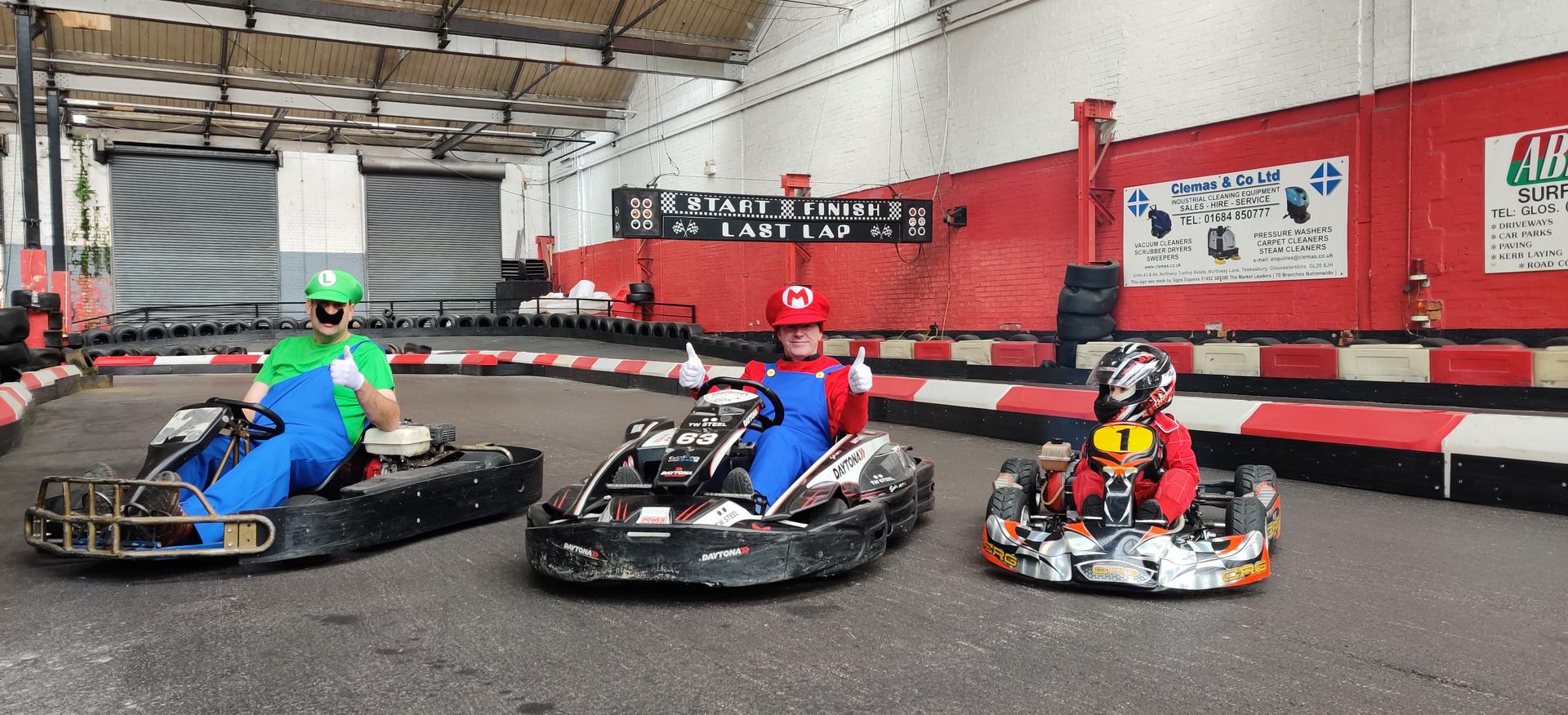 Jdr Karting Indoor Karting Lasertag Arena Gloucester