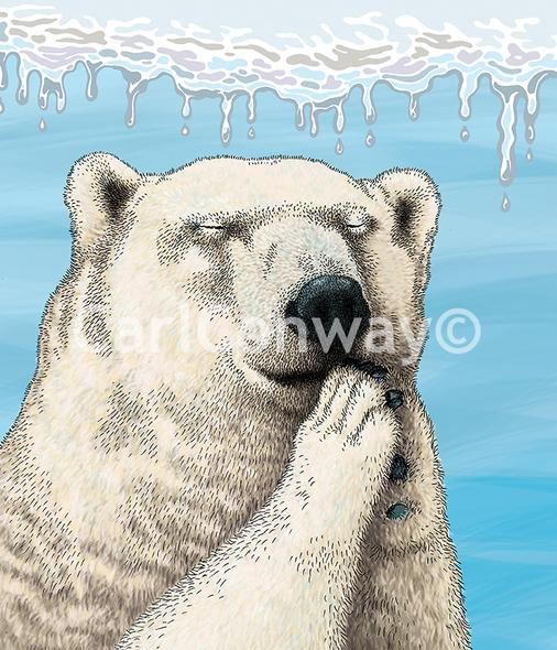 Polar Bear, Polar Prayer