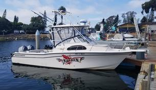 SAN DIEGO FISHING TRIP LOCAL SIX PACK HALF DAY CHARTER