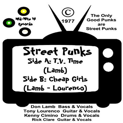 Street Punks Records On Discogs. 1977 Punk Rock The Fab Mab Mabuhay Gardens
