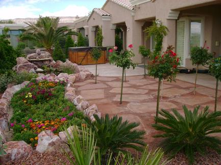FOR A STUNNING LANDSCAPES IN NORTH LAS VEGAS 89084 many have chosen Service-Vegas Landscape Service