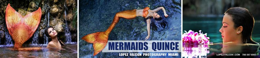 mermaid quince photography miami secret gardens quinces quinceanera underwater