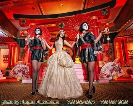 99c865aa13 Amanda Guzman Hilton Hotel Quince Celebration Party VIP Best Sweet 15  Quinceanera Photography Video Show Miami Florida by Lopez Falcon Photo  Studio Coral ...