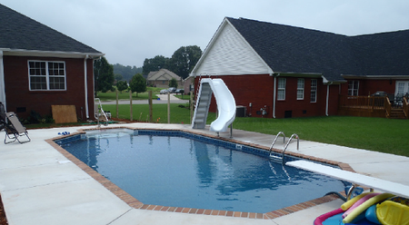 Home Page for Clearwater Pools Swimming Pool Construction