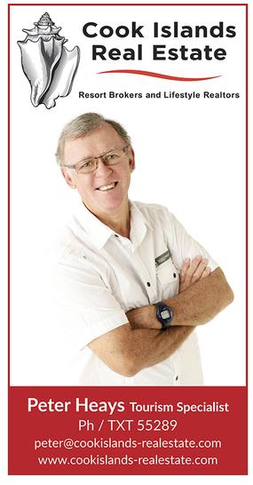image of Peter Heays Cook Islands Real Estate member