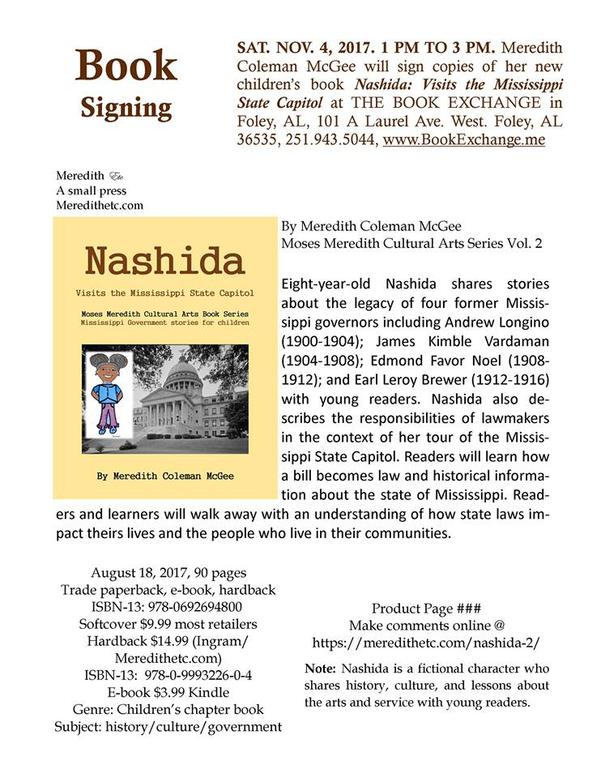 More info about author of Nashida