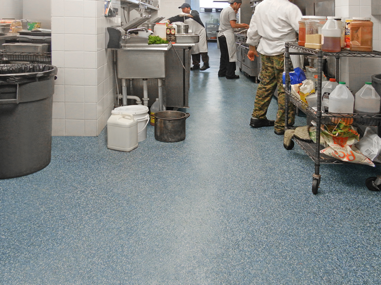 call now to schedule your free in home estimate - Kitchen Floor Solutions