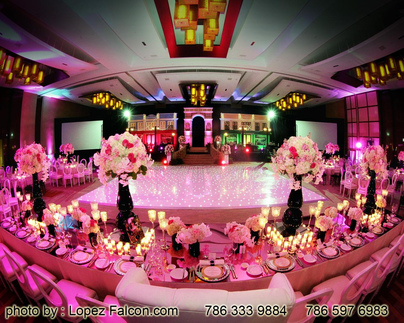 e9c60f7b468 ... France Quince Party Location   JW Marriott Marquis Miami Florida USA  Paris themed Quinceanera centerpieces Paris quinceanera theme Paris  quinceanera ...