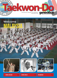 Taekwon-Do Generation Magazine link