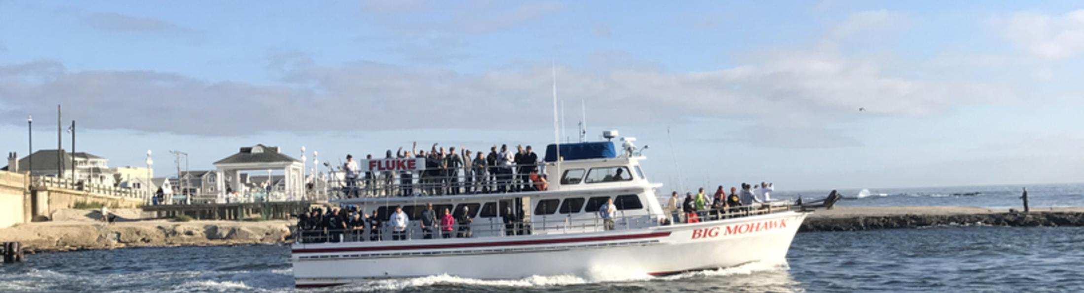 Home big mohawk south belmar nj for Big mohawk fishing boat
