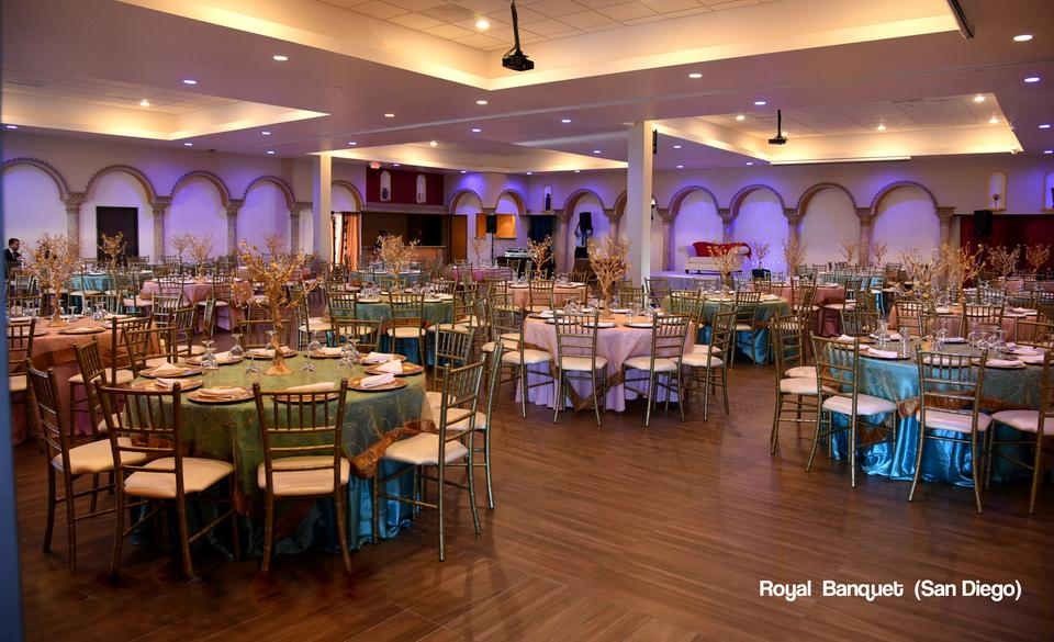 San Diego Venues San Diego Party Place About Royal Banquet