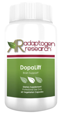 Adaptogen Research, DopaLift 60 Vege Caps - Natural Boost of Dopa - Dopamine