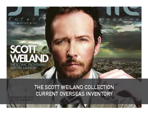 The Scott Weiland Collection
