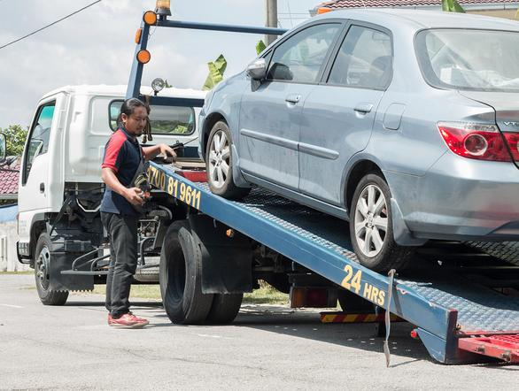 THE PREMIER MITSUBISHI TOWING SERVICE IN OMAHA