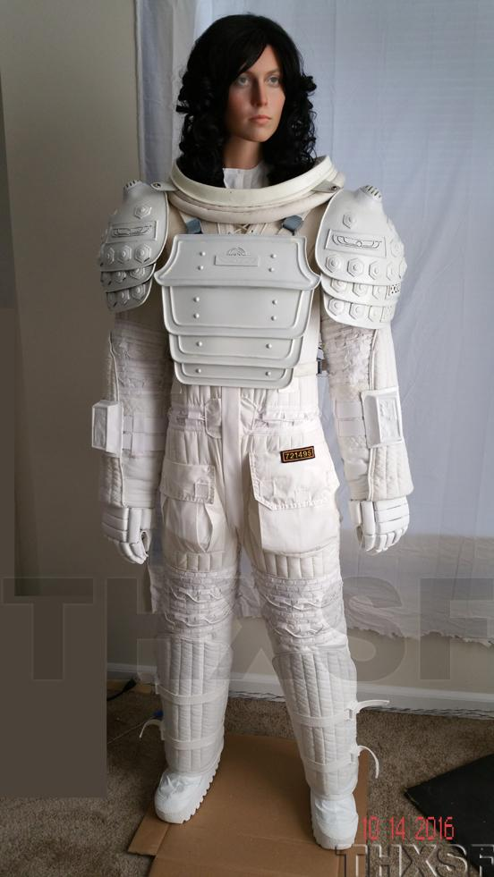 Ellen Ripley Space suit Alien