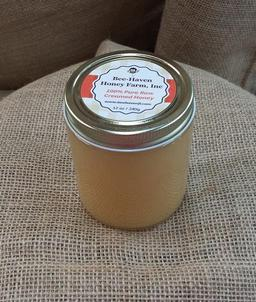 100% Pure Raw Creamed Honey