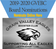 Grain Valley Eagles Booster Club Board Nomination