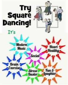 Welcome to the Wonderful World of Square Dancing