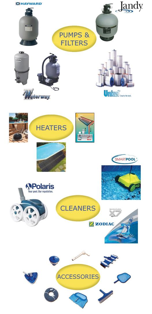 Spa parts and accessories for Affordable pools and supplies