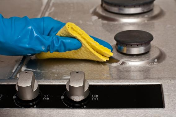 Best Deep Kitchen Cleaning Service in Las Vegas NV | MGM Household Services