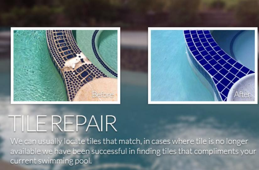 Pool Repair Service Tile Coping Baltimore - Aquatech Pools ...