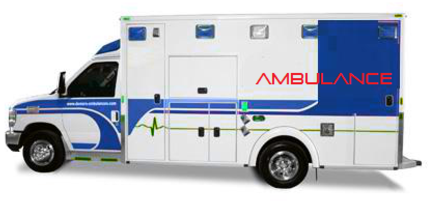Type 3 Ambulance