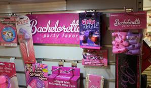Bachelorette Party Supplies at Xsentuals