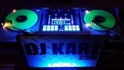 DJ KARZ EVENT TYPES - Club DJ, Corporate Event DJ, Wedding DJ, Outdoor Event DJ, Private Party DJ