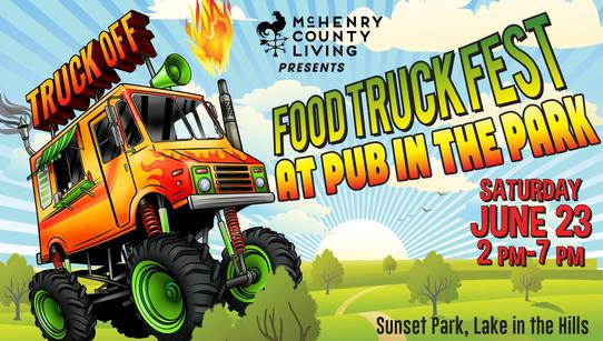 Truck Off LITH - Food Truck Test at Pub in the Park