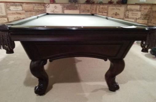 Other Brand Tables For Sale - Olhausen 30th anniversary pool table price