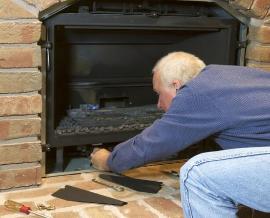 Gas Fireplace Tune Up, Inspection and Cleaning Services And Cost in McAllen Texas | Handyman Services of McAllen