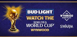 Miami Events; FIFA World Cup; Watch the Games; Soccer Matches; Futbol; Wynwood Marketplace