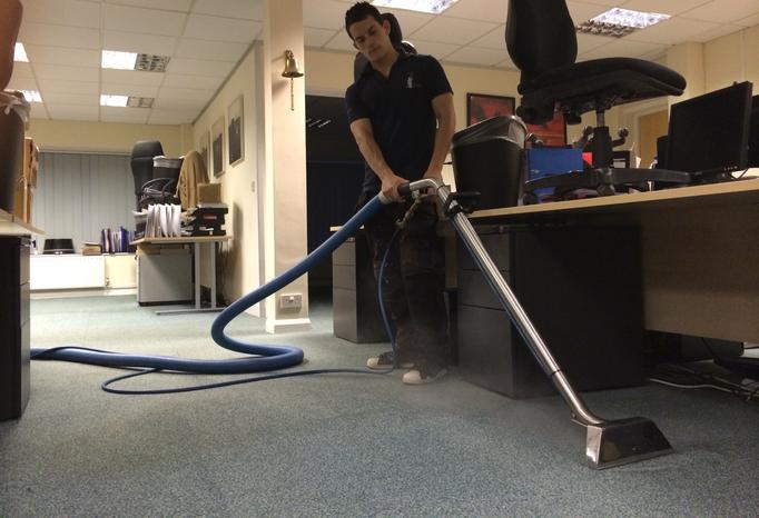 Albuquerque Commercial Carpet Cleaning Services