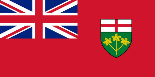 Ontario Flag - ICON SAFETY CONSULTING INC.