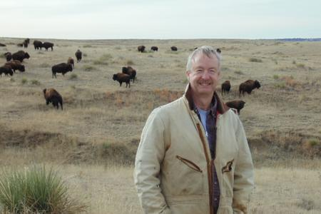 colorado buffalo rancher David Wentz