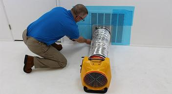 Duct Testing System