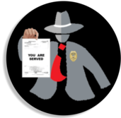 Gibsonton Florida Process Server