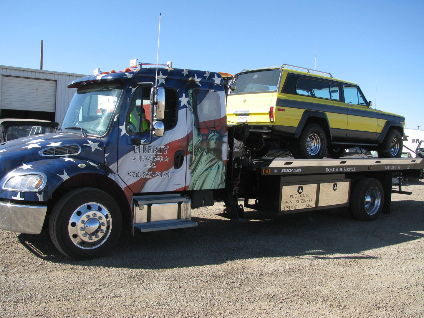 Towing Quote Liberty Towinggrand Junction9705239191Call For Free Tow Quote