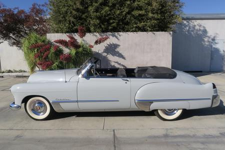 1948 Cadillac Series 62 Convertible for sale at Motor Car Company in California