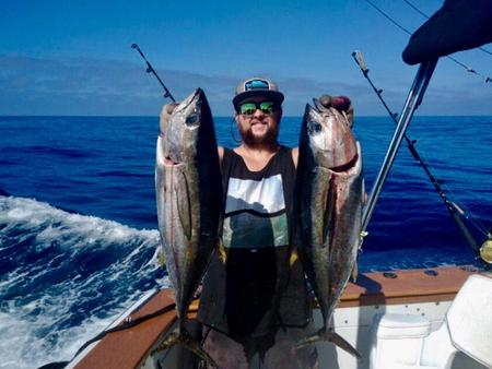 SAN DIEGO SPORT FISHING CHARTER
