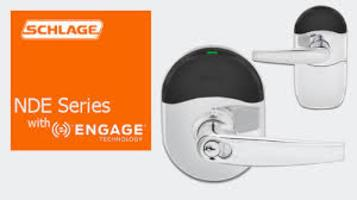 Schalage NDE Series with ENGAGE