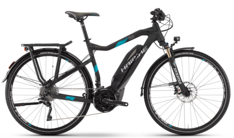 Haibike SDURO Trekking 5.0 Electric Bike