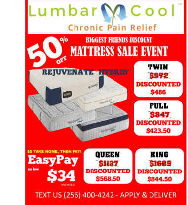 Barter Post - Mattress Sale Event Rainsville AL