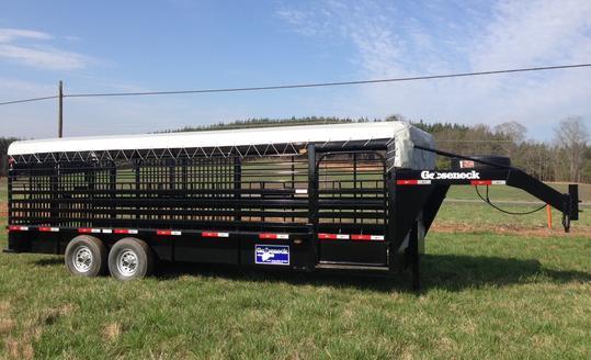 Walker Lands Amp Cattle Llc Alabama Gooseneck Sales