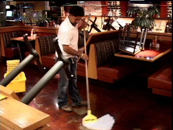 Restaurant Floor Cleaning Service and Cost in Omaha NE | Price Cleaning Services Omaha